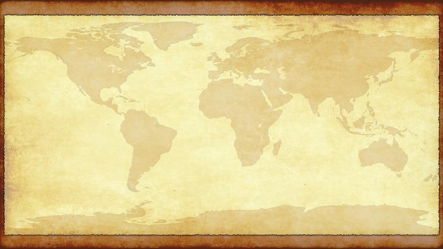 world map wallpaper by freedoom2004
