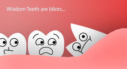 The Idiot Tooth by ChewySmokey