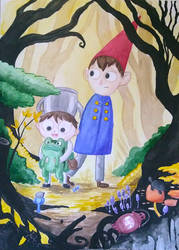 221: Over the Garden Wall