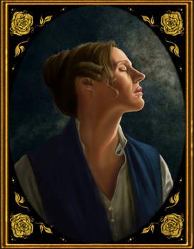 Anne Lister (Gentleman Jack) - portrait