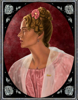 Ann Walker (Gentleman Jack) - portrait