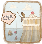 Fishing for Cupcakes