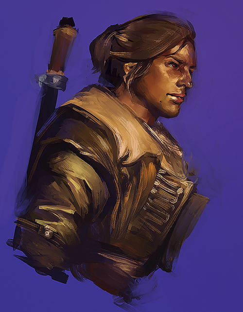 Young Lord Trevelyan by gravitybeams