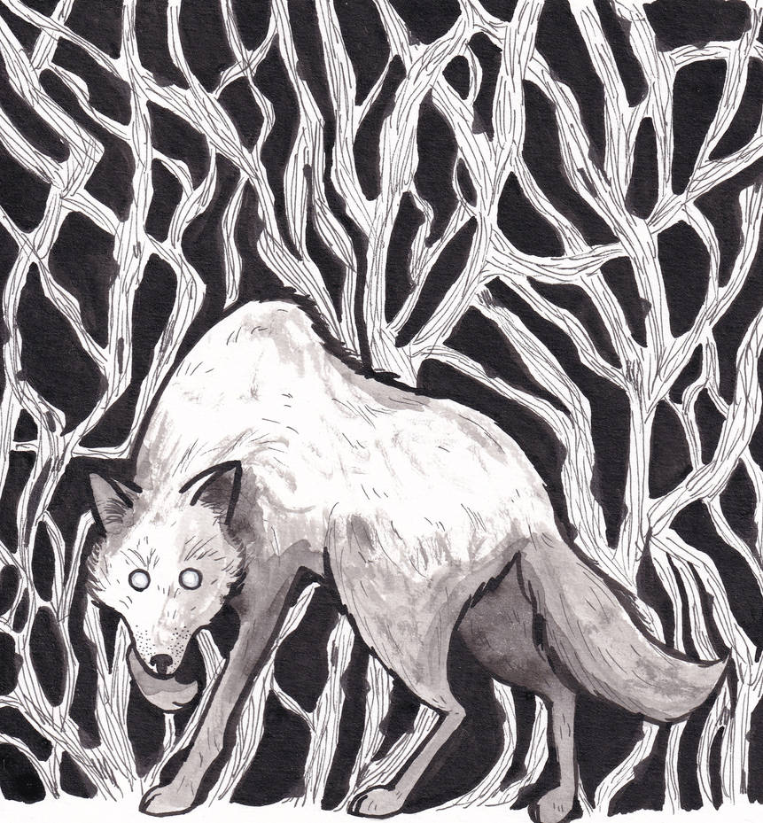 #8 Forest's spirit