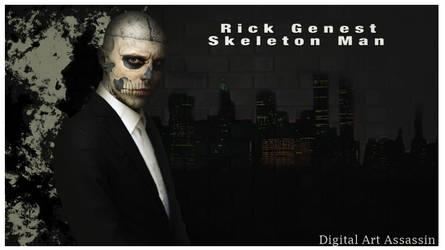 Rick Genest - Skeleton Man