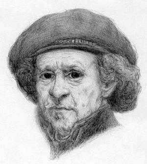 Rembrandt van Rijn - Biro