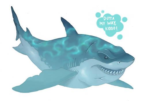 Shark Week - Great White Shark