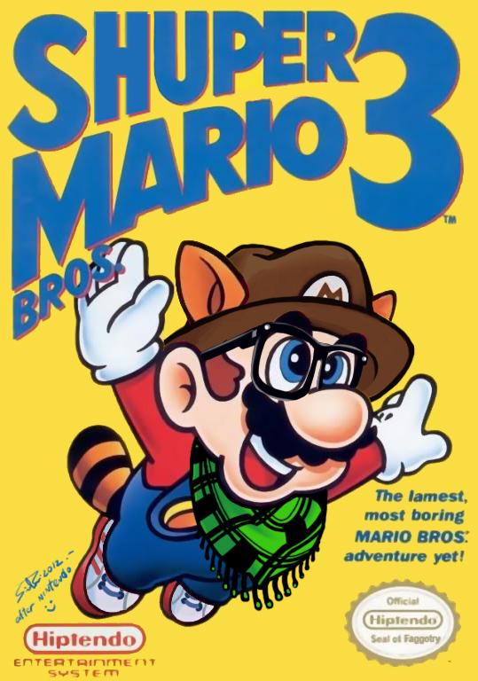 SHuper Mario Bros 3 by ZEBES