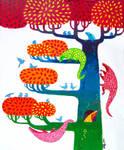 Super Pangolin Tree