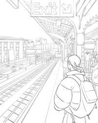 NYC Subway: Myrtle Avenue Station