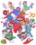 Super Mario Bros. 35th