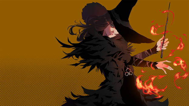 Yuria the Witch thumbnail art