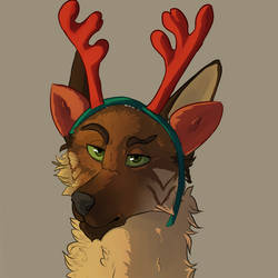 Gift  canine by Yessys