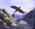 Wings of Freedom (fanart)