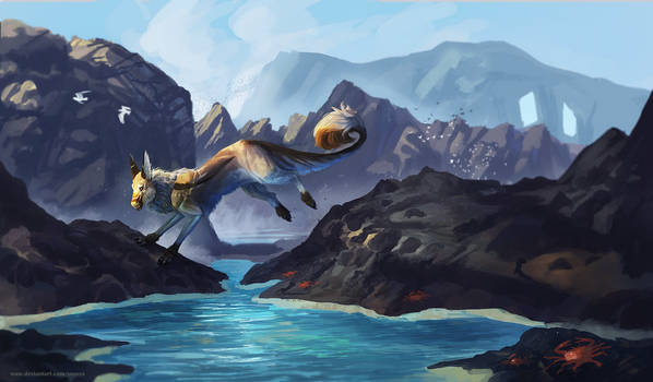 Crab shores - commission