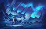 Ice kingdom - commission