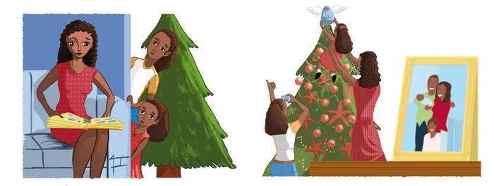 Nostalgic Christmas by leonart416