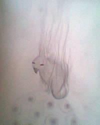 Smokey bird by Nollit