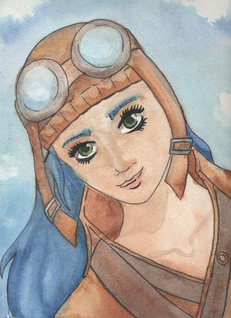 The Aviator by NiubiSu