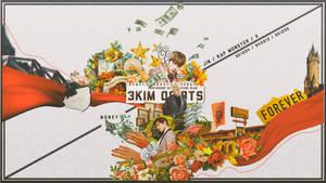 Wallpaper*2 / 3KIM by diannnnn0130