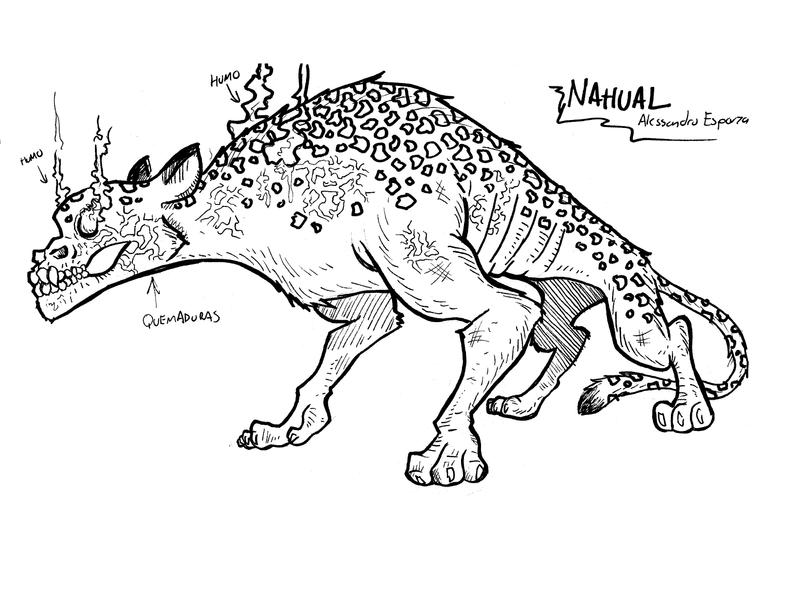 Nahual Jaguar By Jaehthebird On DeviantArt