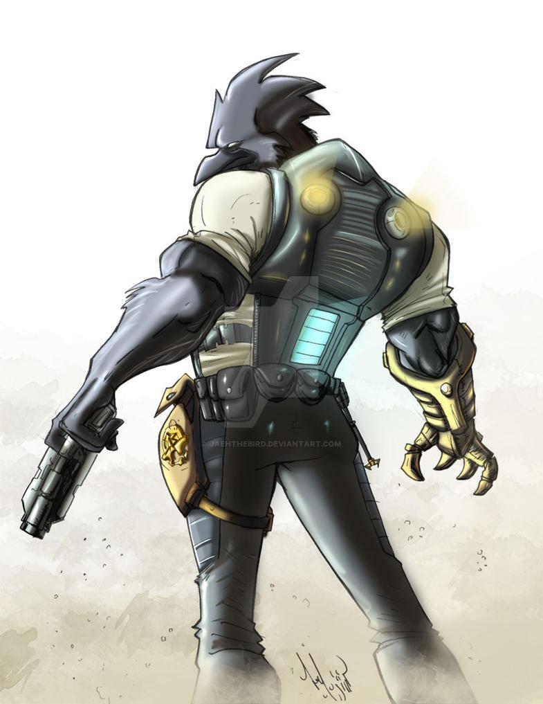 Damien's Vest 2 by Jaehthebird