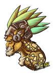 Aztec Kitty