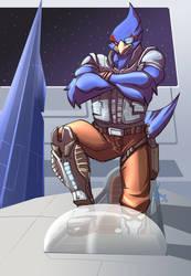 Falco Ace pilot