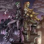 (COM) The Joker and the Goblin