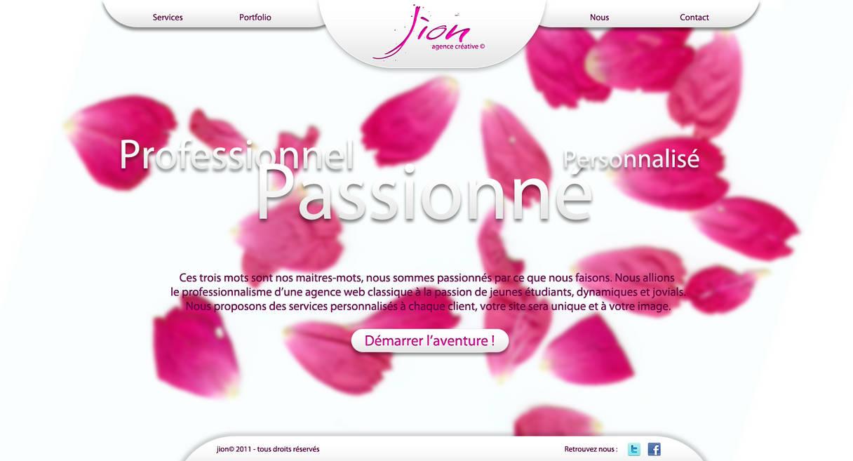 Jion - Agence Creative