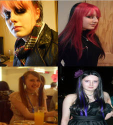 The Many Faces of Me by GuardiansofCalcaria
