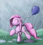Skipping through the Rain