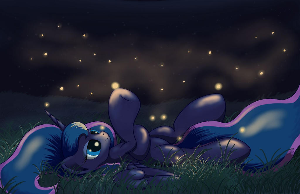 Fireflies by Grennadder