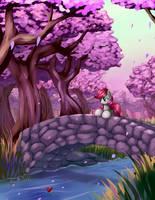 Blossom by Grennadder