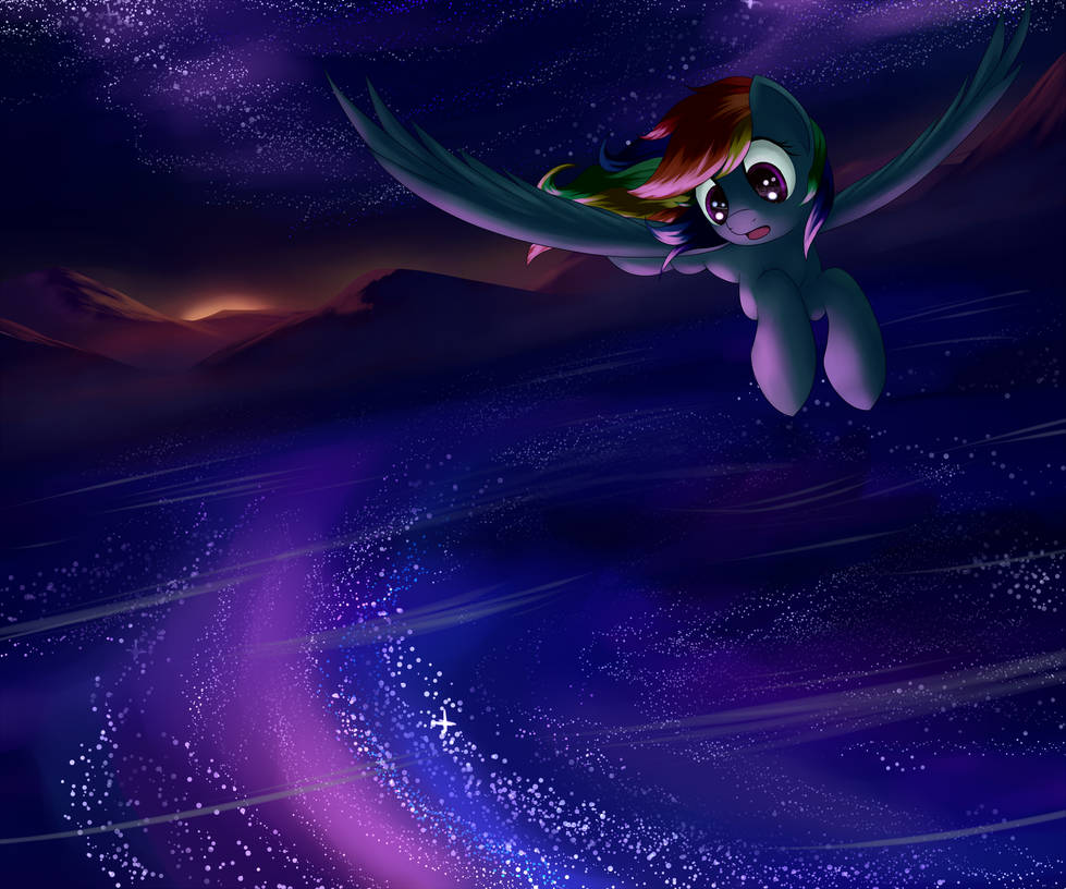 Star Flight by Grennadder