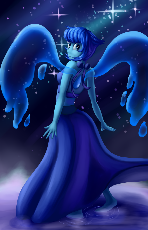 Lapis Lazuli by Grennadder