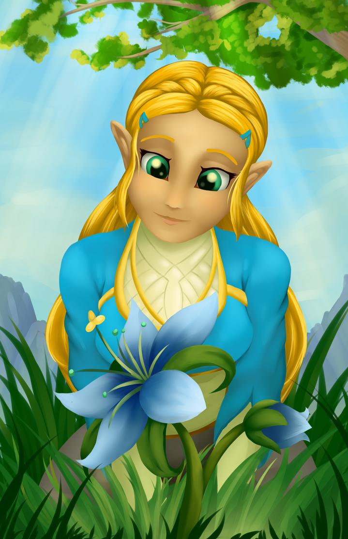 Silent Princess by Grennadder