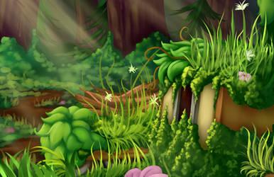 Overgrown by Grennadder