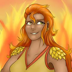 Nevirah the Sorceress by Grennadder