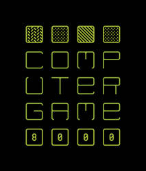comp uter game 8000