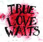 TRUE LOVE WAITS by glue