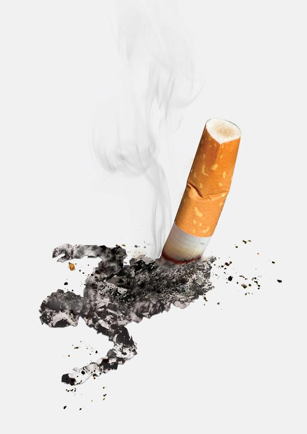 smoking kills by maro-nooga