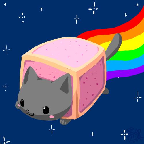 NyanCat by Ginsora