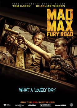 FAN ART : Mad Max Fury Road 01