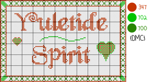 Pattern: Yuletide Spirit