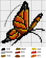 [[Pattern]] Butterfly by cathartic-dream