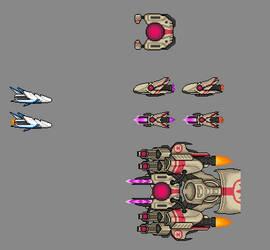 Phantom Return - Enemies by Sayuqt