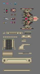 Phantom Return - Updated Enemies and Tiles by Sayuqt