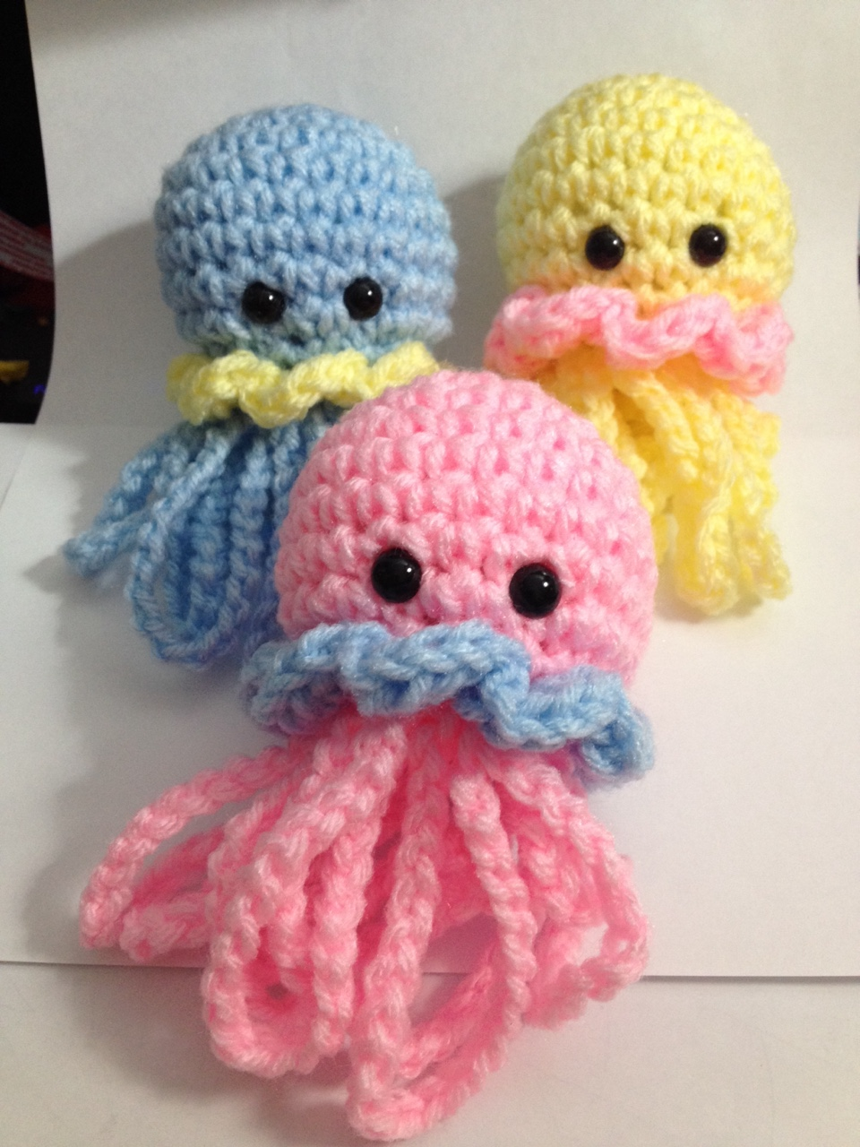 Crochet amigurumi jellyfish by stitchedlovecrochet on deviantart crochet amigurumi jellyfish by stitchedlovecrochet crochet amigurumi jellyfish by stitchedlovecrochet bankloansurffo Choice Image