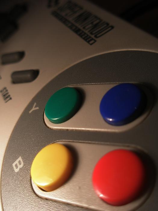 Nintendo by xcherryheartx